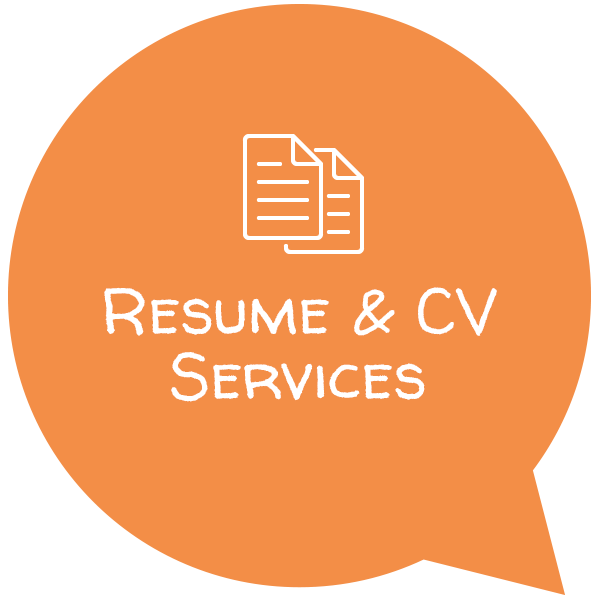 Cv writing services in