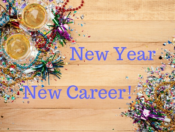 New Year, New You—New Career?
