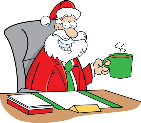 What Does Santa Claus' Resume Look Like?