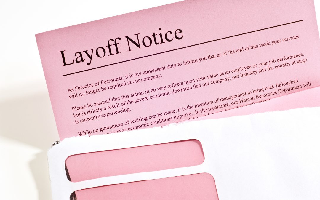 10 Warning Signs Your Company Might Be Considering Layoffs